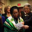 Joyce Beatty Female U.S. Reps Call for Investigation Into Trump's Sexual Misconduct