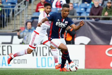 Juan Agudelo DC United v New England Revolution