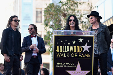 Juan Calleros Sergio Vallin Mana Honored With Star On The Hollywood Walk Of Fame