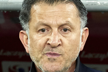 Juan Carlos Osorio Poland v Mexico: International Friendly