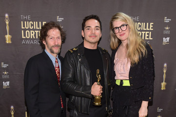 Juan Castano 34th Annual Lucille Lortel Awards - Press Room