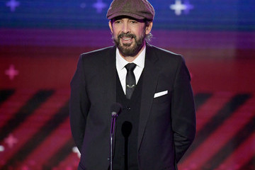 Juan Luis Guerra The 18th Annual Latin Grammy Awards - Show