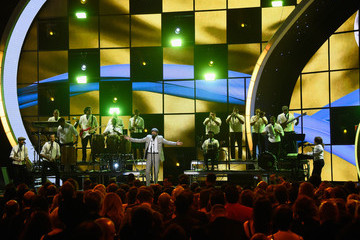 Juan Luis Guerra 16th Latin GRAMMY Awards - Show