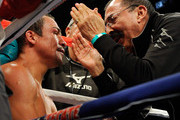 Juan Manuel Marquez and Ignacio Beristain Photos Photo