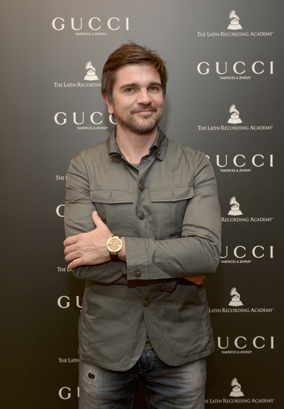 Gucci Timepieces & Jewelry Honors The Performers Of The Latin Recording Academy Person Of The Year Gala - Day 2