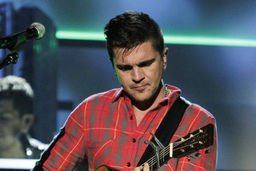 Juanes Artists Prepare For The Third Annual Premios Tu Mundo Awards On Telemundo