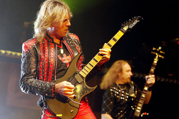 Ian Hill Judas Priest At The Gibson Amphitheatre at Universal CityWalk