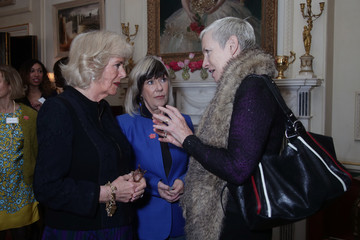 Jude Kelly The Duchess Of Cornwall Hosts Southbank Centre's Women Of The World Festival 2018