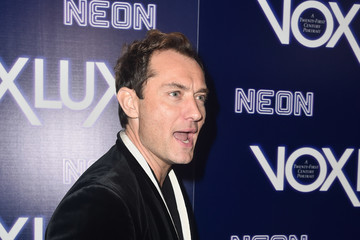 Jude Law Premiere Of Neon's 'Vox Lux' - Arrivals