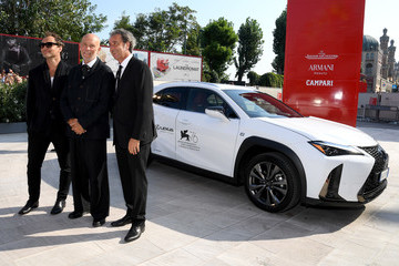 Jude Law Lexus At The 76th Venice Film Festival - Day 5