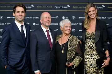 Judi Dench 'Red Joan' Premiere And Golden Icon Award - 14th Zurich Film Festival