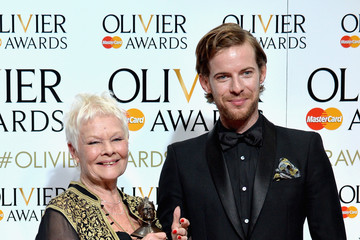 Judi Dench The Olivier Awards with Mastercard - Winners Room