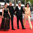 """Judith Lou Lévy """"Le Genou D'Ahed (Ahed's Knee)"""" Red Carpet - The 74th Annual Cannes Film Festival"""