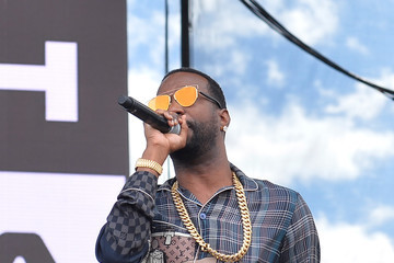 Juicy J 2017 Daytime Village Presented by Capital One at the iHeartRadio Music Festival - Onstage