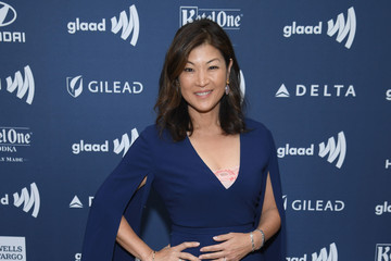 Juju Chang 30th Annual GLAAD Media Awards New York – Arrivals