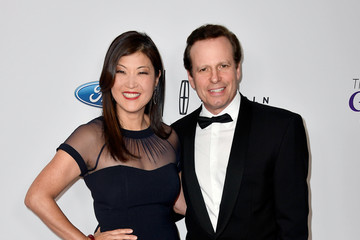 Juju Chang 43rd Annual Gracie Awards - Arrivals