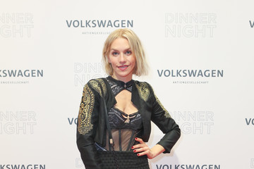 Julia Dietze Volkswagen Dinner Night In Berlin