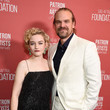 Julia Garner SAG-AFTRA Foundation's 4th Annual Patron Of The Artists Awards - Inside