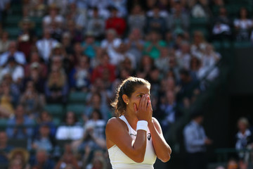 Julia Goerges Day Eight: The Championships - Wimbledon 2018
