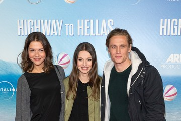 Julia Hartmann 'Highway to Hellas' German Premiere in Berlin