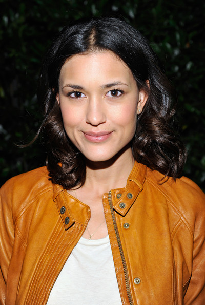 Julia Jones At Burberry Body Launch In Beverly Hills: 7 For All Mankind And Step Up Women