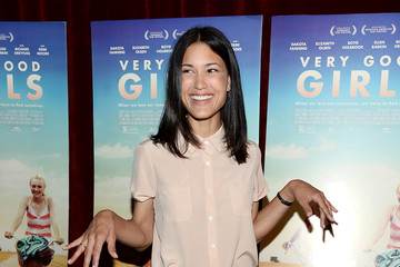 Julia Jones 'Very Good Girls' Premieres in NYC