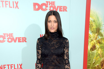 Julia Jones Premiere of Netflix's 'The Do Over' - Arrivals