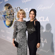 Julia Jones UCLA IoES Honors Barbra Streisand And Gisele Bundchen At The 2019 Hollywood For Science Gala
