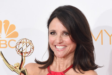 Julia Louis-Dreyfus 66th Annual Primetime Emmy Awards Press Room