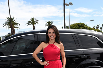 Julia Louis-Dreyfus Audi Arrivals at the 66th Primetime Emmy Awards