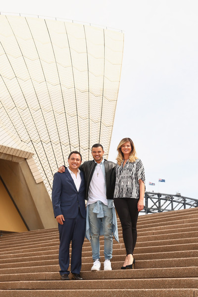 Guy Sebastian to Represent in Eurovision Song Contest