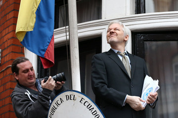 Julian Assange UN Panel Rule That Wikileaks Founder Is Unlawfully Detained At Ecuadorian Embassy