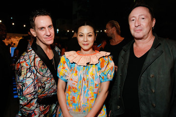 Julian Lennon Jeremy Scott Art Basel Party