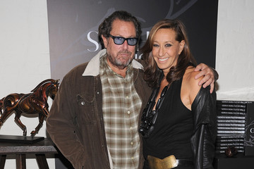 "Julian Schnabel ""Connecting The Dots"" Book Launch & Exhibition Opening"