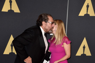 Julian Schnabel Academy Of Motion Picture Arts And Sciences' 2014 Governors Awards - Arrivals