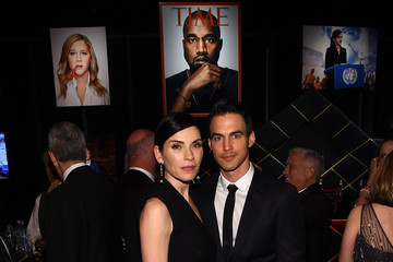 Julianna Margulies TIME 100 Gala, TIME's 100 Most Influential People In The World - Cocktails