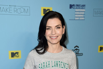 Julianna Margulies 3rd Annual College Signing Day - Backstage