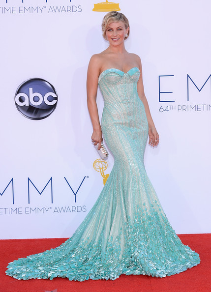 Julianne Hough - 64th Annual Primetime Emmy Awards - Arrivals