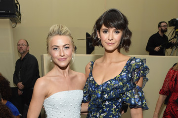 Julianne Hough Nina Dobrev ELLE's 24th Annual Women in Hollywood Celebration