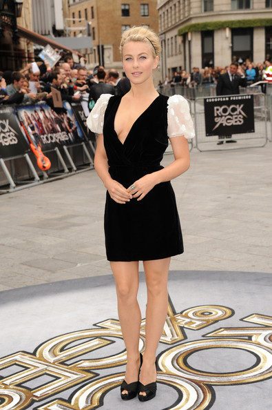 Julianne Hough - Rock Of Ages - European Film Premiere