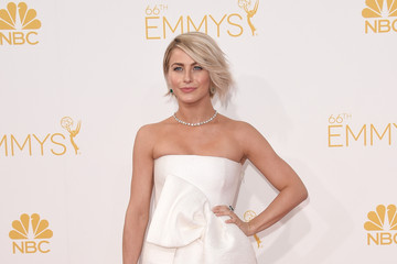 Julianne Hough Arrivals at the 66th Annual Primetime Emmy Awards — Part 2