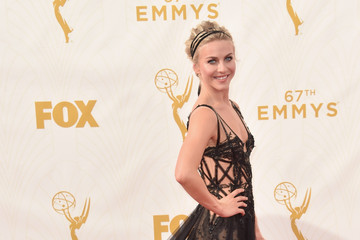 Julianne Hough 67th Annual Emmy Awards - Red Carpet