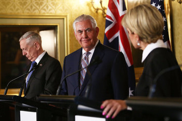 Julie Bishop Leaders Meet for 2017 Australia-US Ministerial Consultations (AUSMIN)