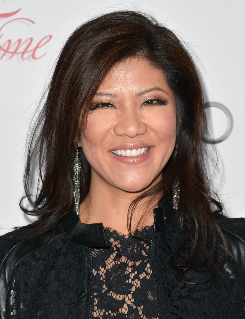 Julie Chen Reveals Workplace Racism Led Her To Get Plastic