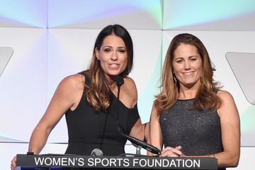 Julie Foudy The Women's Sports Foundation's 38th Annual Salute to Women in Sports Awards Gala - Inside