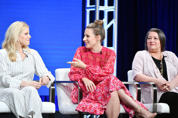 Julie Fudge 2019 Summer TCA Press Tour - Day 1