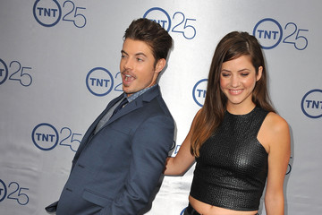 Julie Gonzalo Arrivals at TNT's 25th Anniversary Party — Part 2