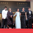 Julie Huntsinger 'Everybody Knows (Todos Lo Saben)' & Opening Gala Red Carpet Arrivals - The 71st Annual Cannes Film Festival
