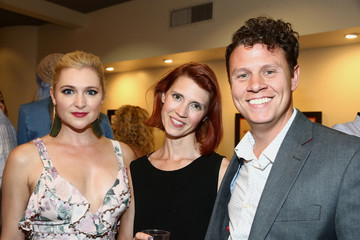 Julie McNiven Red Carpet Screening Of 'Babysitter's Nightmare' By The Ninth House And MarVista Entertainment