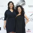Julie Pacino Arrivals at the Women & Fashion FilmFest Launch Party